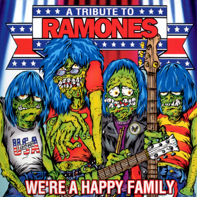 Ramones - We're Outta Here!